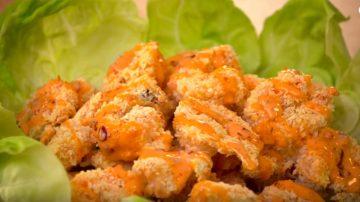【美食天堂】美国著名棒棒虾的家庭做法