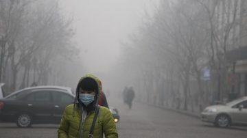 陰霾壟罩中國27市 APP遭整改限高500