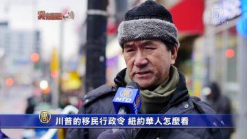 【我有話說】華人談川普移民政策