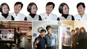 韓國最受歡迎的華人明星Chef 李連福