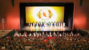千百度:台湾各界为何如此厚爱神韵