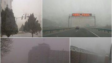 紙上建筑:霧霾預報要進入掩耳盜鈴時代了
