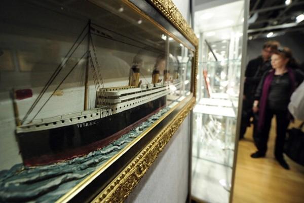 """被轰""""品味低下"""" 陆游乐园山寨泰坦尼克号  惹遇难者后代不满"""
