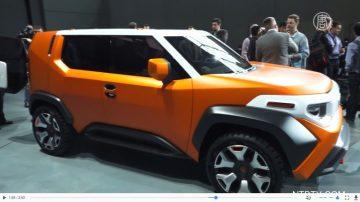 紐約國際車展開幕 聚焦SUV新趨勢