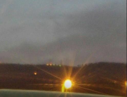 以色列发射爱国者飞弹 拦截戈兰高地上空无人机