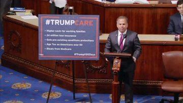 健保法案通过 大华府议员态度各异