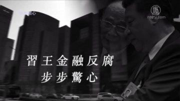 【世事關心】習王金融反腐步步驚心