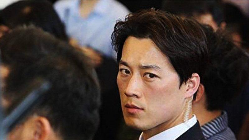 文在寅就職韓總統 保鏢走紅海內外 華郵提醒:他已名草有主