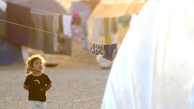 人間地獄 IS瘋狂殺逾200平民 女童抱母屍兩天