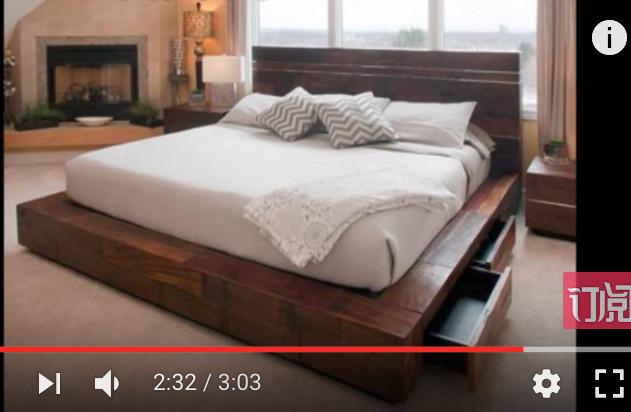 如果你運勢不好,請動動你的床!不要小看哦!