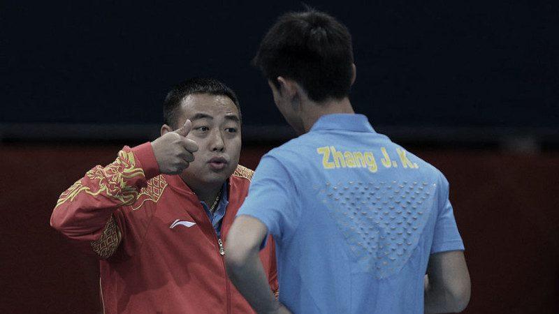 国乒风暴现3疑点 女队想跟进男队行动为时已晚