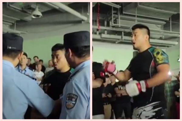徐曉東揭「再戰太極」內幕 對方賽前報警中斷比武