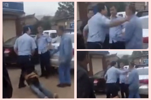 甘肅警察濫用暴力 狂摑老農民