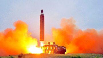 【世事關心】朝鮮射洲際導彈 中美掉進「修昔底德陷阱」?