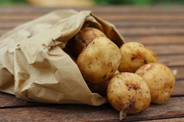十全十美的營養美食:土豆!能降壓還能減肥!