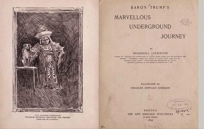 美19世纪小说预言 彭斯是川普内阁成员