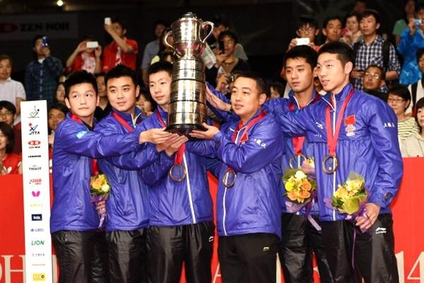 日本乒球横扫保国公开赛 刘国栋:5年后或超中国