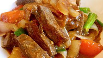 【美食天堂】超讚的蕃茄牛肉家常菜