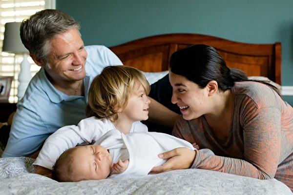 研究:兒童生命的前1000天決定一生