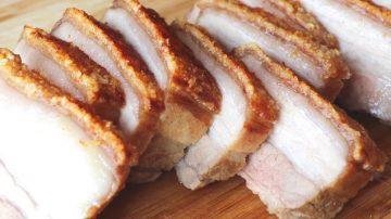 【美食天堂】脆皮燒肉的家庭做法
