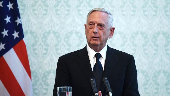 應對朝鮮軍事選項  美國防部長:士兵們須做好準備