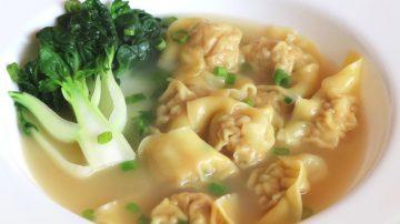 【美食天堂】豬肉蝦仁餛飩湯的做法