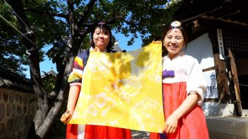 【你好韓國】素素和沫沫韓國文化探訪記 – 南山谷韓屋村賞秋
