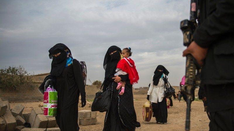 IS强弩之末  5600名返国武装分子存在威胁