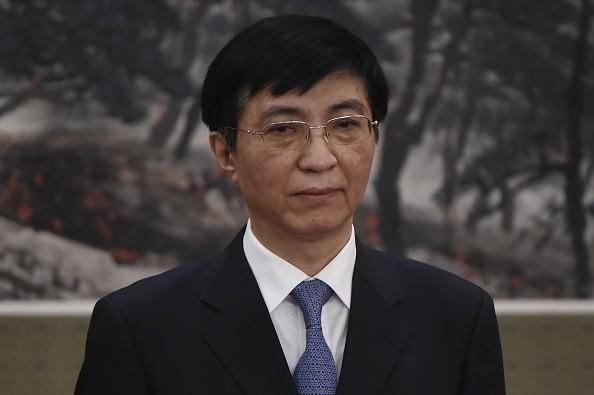 港媒:王滬寧一度失寵 妻子險被日本策反