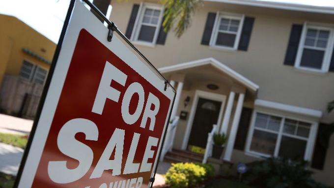 加国多伦多房屋销量10月上涨 仍低于去年同期