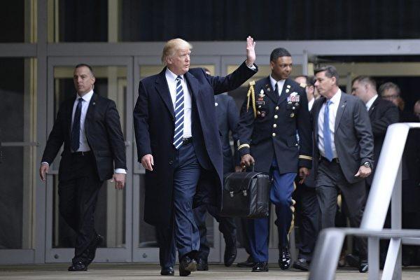 神祕公事包緊隨美國總統 可瞬間摧毀朝鮮