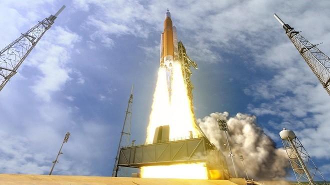 NASA「太空發射系統」 升空模擬片段極震撼