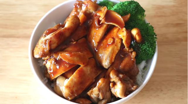 【美食天堂】美式著名波旁鸡的家庭做法