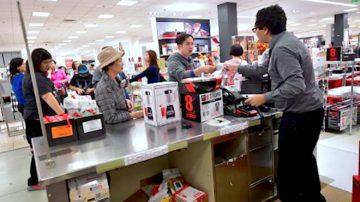 美节日购物季揭幕 经济强劲创销售佳绩
