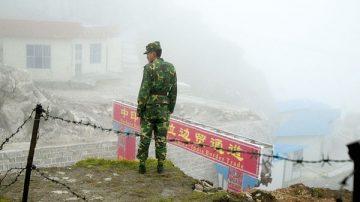 中印邊境又見開山修路 這次是印軍