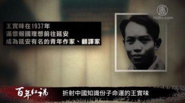 【百年红祸】折射中国知识份子命运的王实味