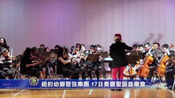 紐約作協聚會 幼獅管弦樂團聖誕演出