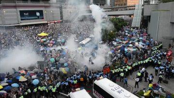 【十大禁闻之五】雨伞运动遭算账 香港首批政治犯入狱