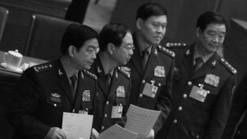 軍方「不了解」房峰輝被查? 港媒:習近平親自下令