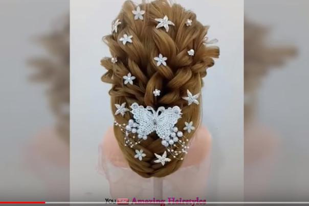 十大美妙的髮型設計 每一款都很漂亮(視頻)