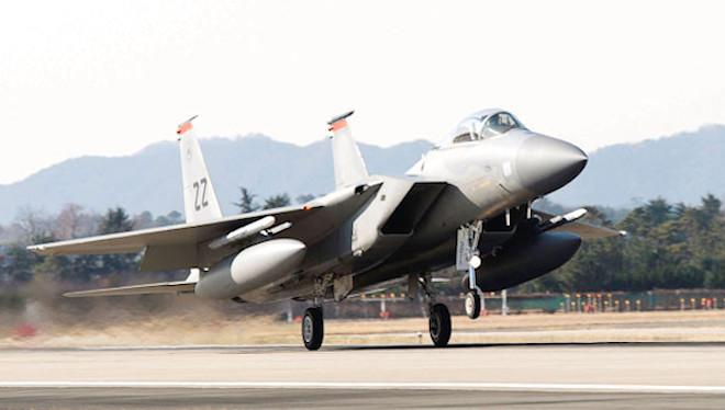 美韩军演史无前例 英媒:美打算避开中俄解决朝鲜