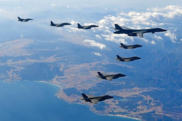 朝中社:戰爭已成既定事實 中共罕見未提「不能生戰」