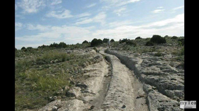 千万年前就有汽车 ? 考古学家的惊人发现(视频)