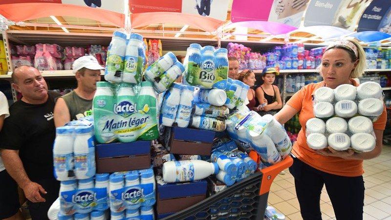 疑染沙门氏菌致幼童生病 法婴儿奶粉商全球大召回