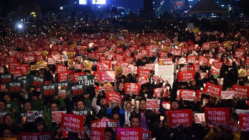 「破邪顯正」韓國總結過去一年來社會氛圍