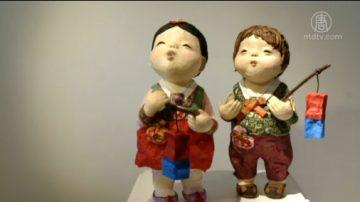 【你好韓國】 韓國傳統人偶楮娃娃