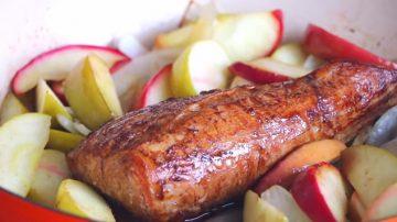 【美食天堂】超讚烤豬里脊肉
