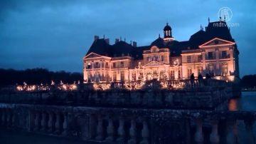 逛集市 游古堡 在法国过传统圣诞新年