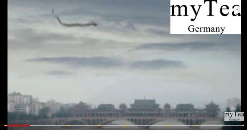 """2018 传闻大陆""""有渔民抓到龙?""""10个疑似拍到龙的影像(视频)"""