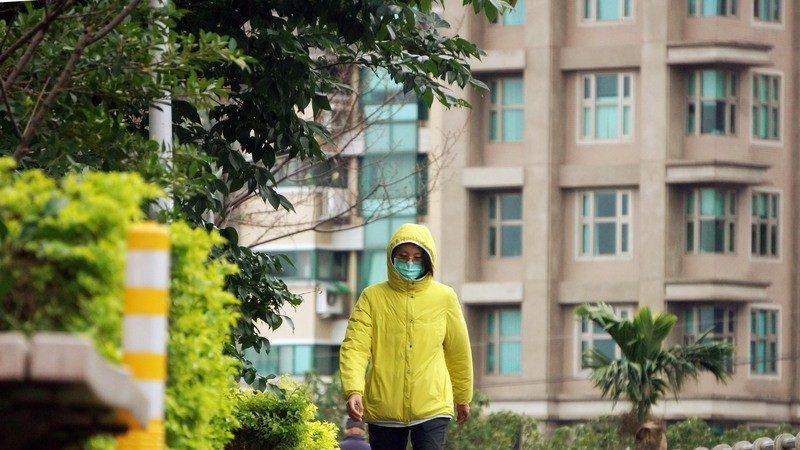 注意保暖 台灣9日寒流報到 最低下探7度